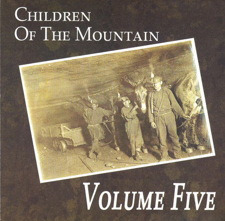 Volume Five - Down In A Cell - Bluegrass Unlimited