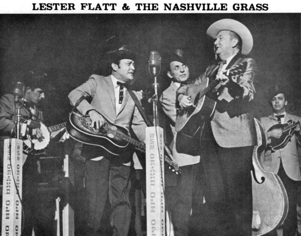 Lester Flatt & The Nashville Grass